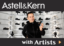 Artists with Astell&Kern
