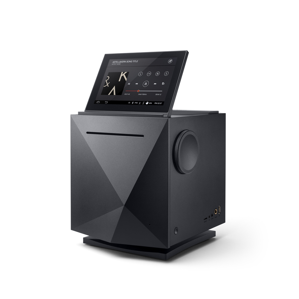 Astell Home System Ak500n Network Audio Player
